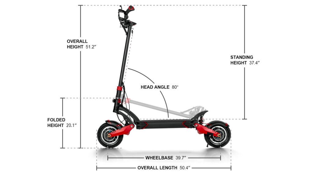 Haidong Escooter Glider_ Geometry