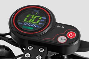 HAIDONG Glider Dual Motor E-scooter_LCD Display