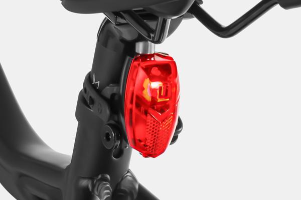 HAIDONG Explorer Electric Fat Bike_Taillight