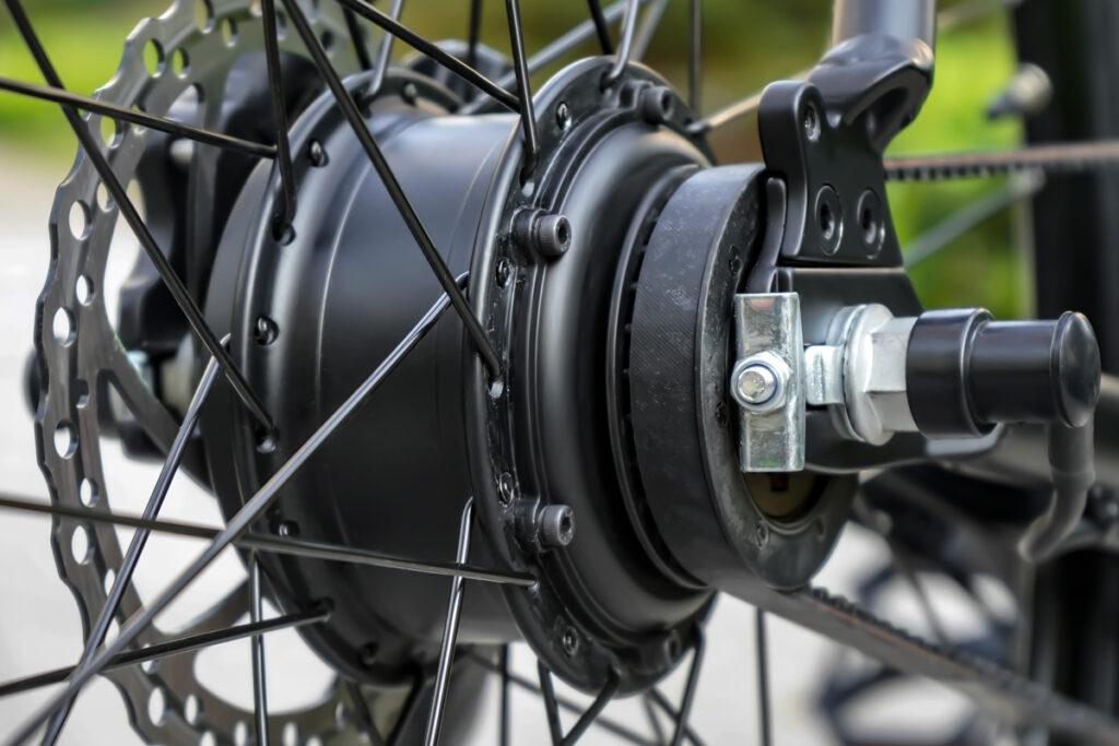 Commuter Ebike HAIDONG Pioneer_Motor