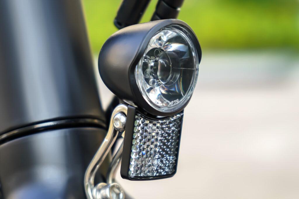 Commuter Ebike HAIDONG Pioneer_Headlight