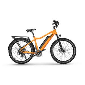 Commuter Electric Bike HAIDONG Pathfinder Orange4