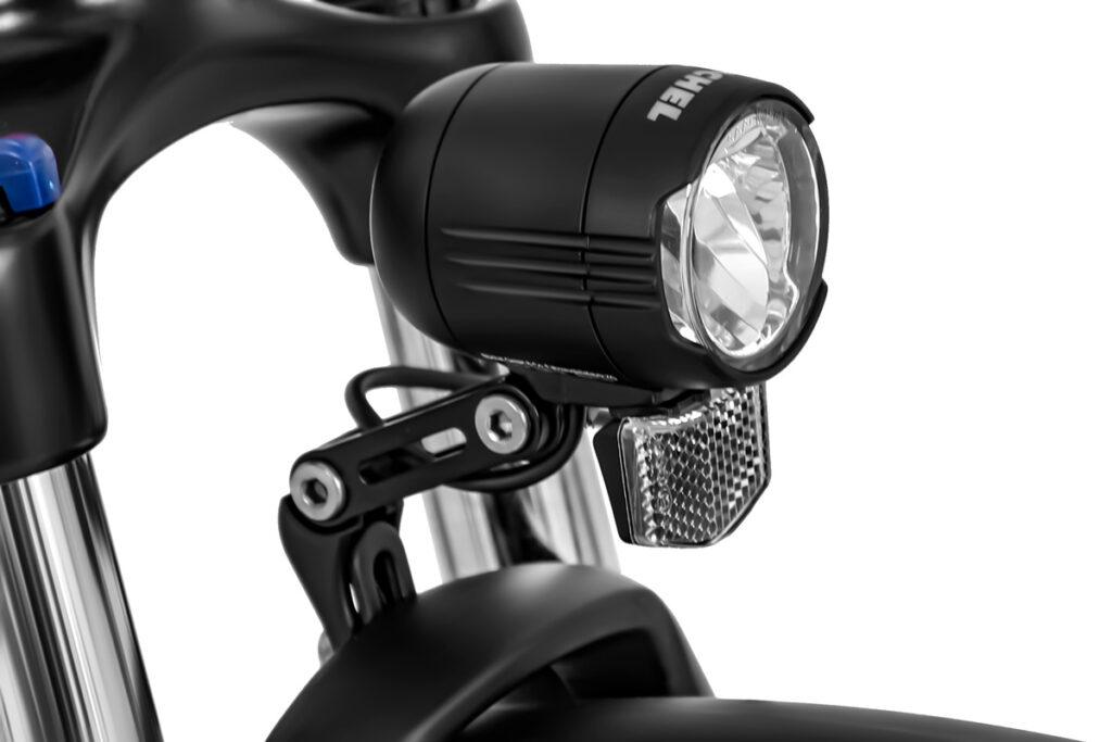 Commuter Ebike HAIDONG Pathfinder_Headlight