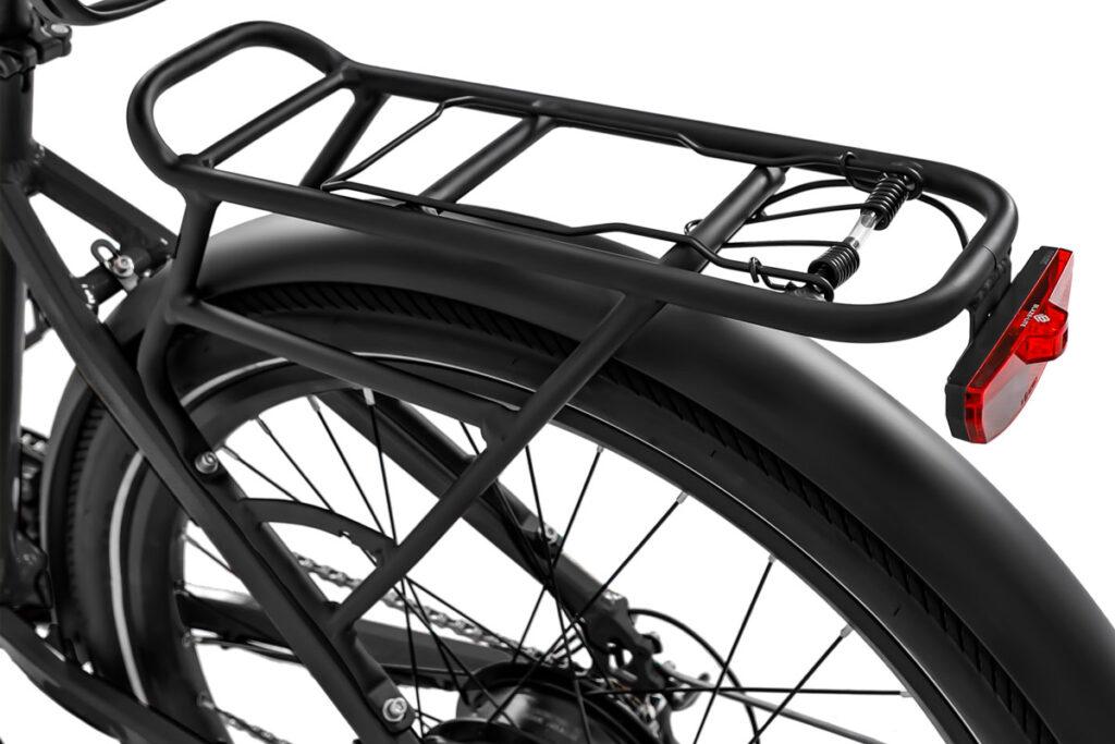 Commuter Ebike HAIDONG Pathfinder_Rear Reck