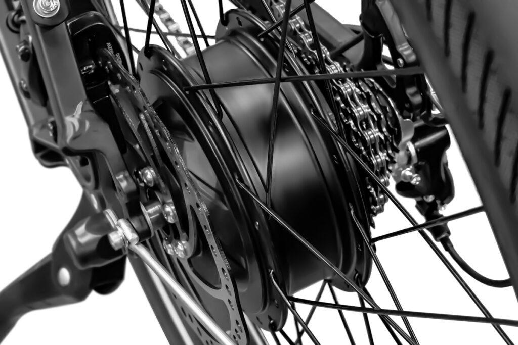 Commuter Ebike HAIDONG Pathfinder_Motor