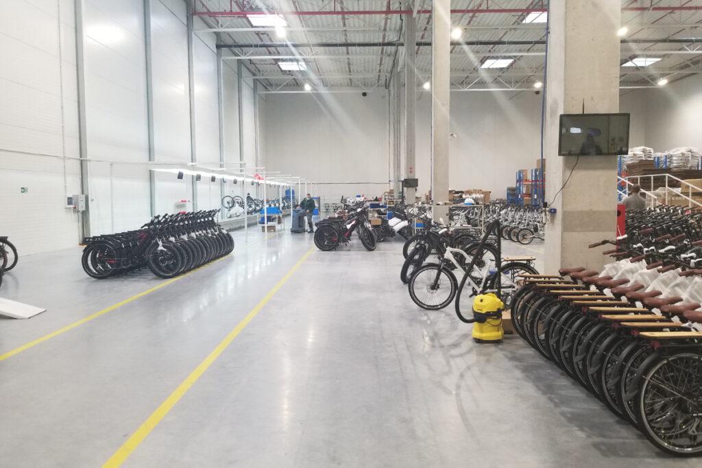electric bike EU warehouse1