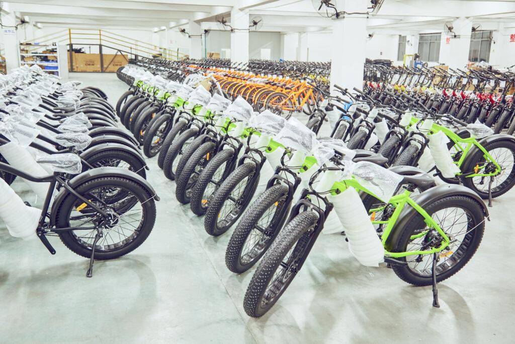 electric bike Stock1