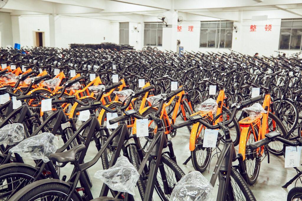 electric bike stock2