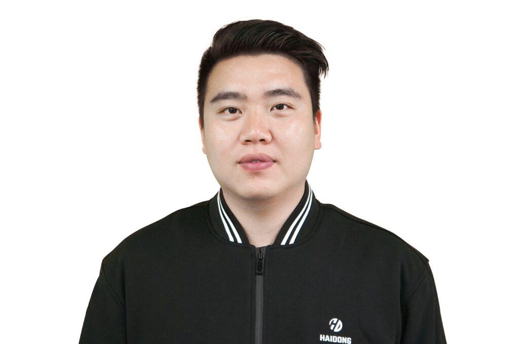 Haidong Ebike_Our Team_Matt Zhang