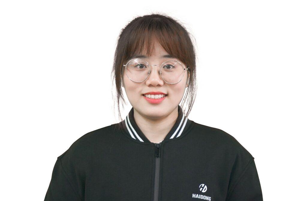 Haidong Ebike_Our Team_Vivia