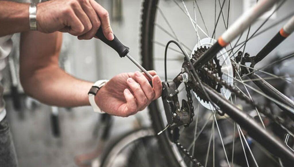 bike maintenance carousel