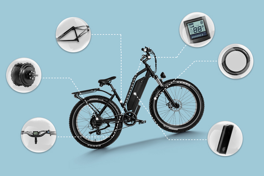 6 Common Problems and Solutions for Electric Bikes_Haidong Ebike