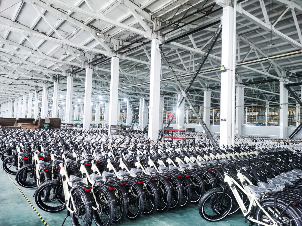 How to choose the best e-bike manufacturer in China