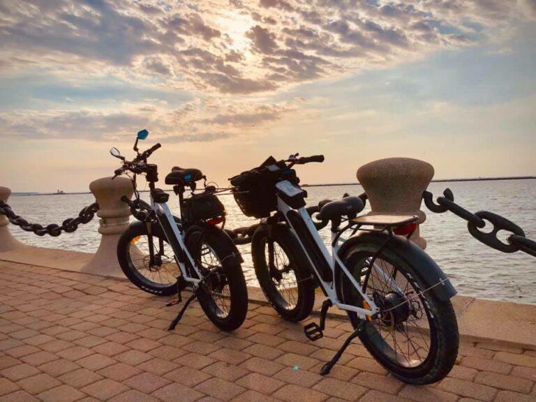 fat tire-ebike-Haidong bike